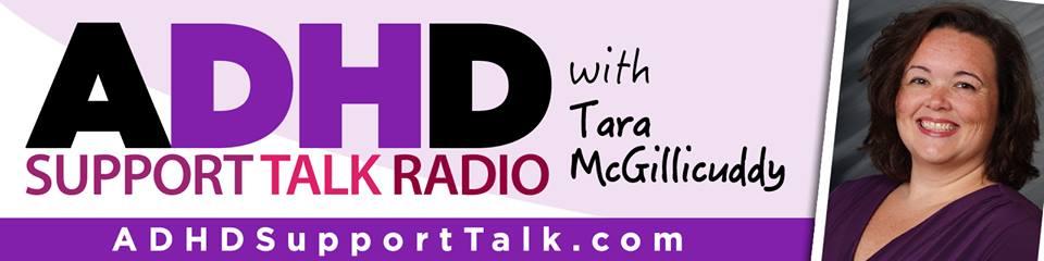ADHD Podcast: ADHD Support Talk Radio